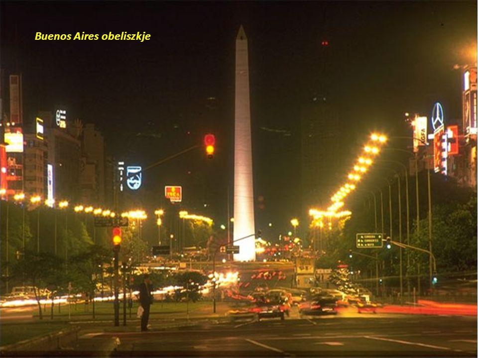 Buenos Aires -i utca