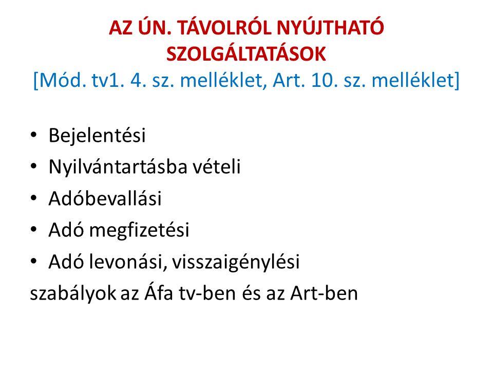 SZÁMLÁZÓ PROGRAMMAL SZEMBENI KÖVETELMÉNYEK II.[számla-rendelet 8-13.