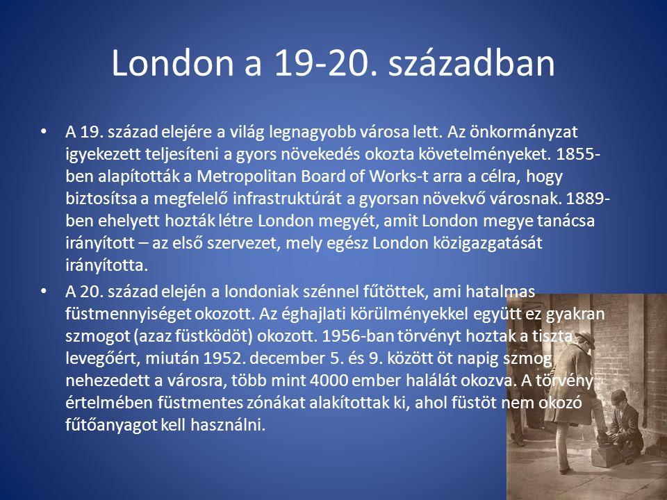 London a II.