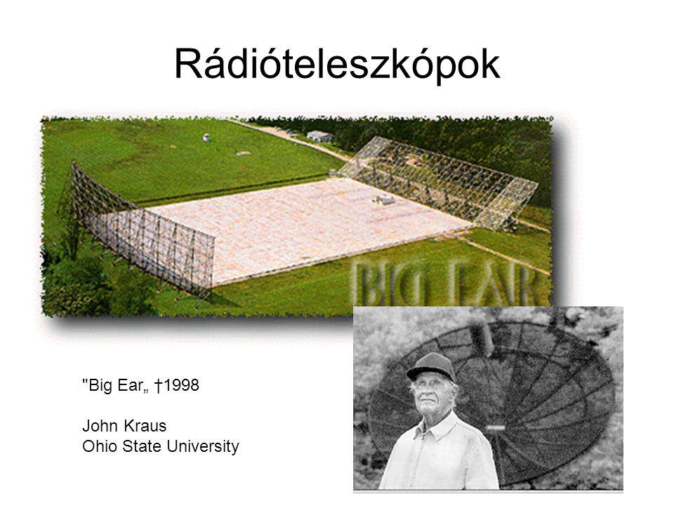 Rádióteleszkópok