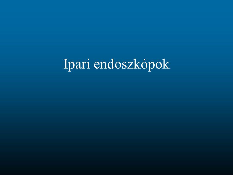 Ipari endoszkópok