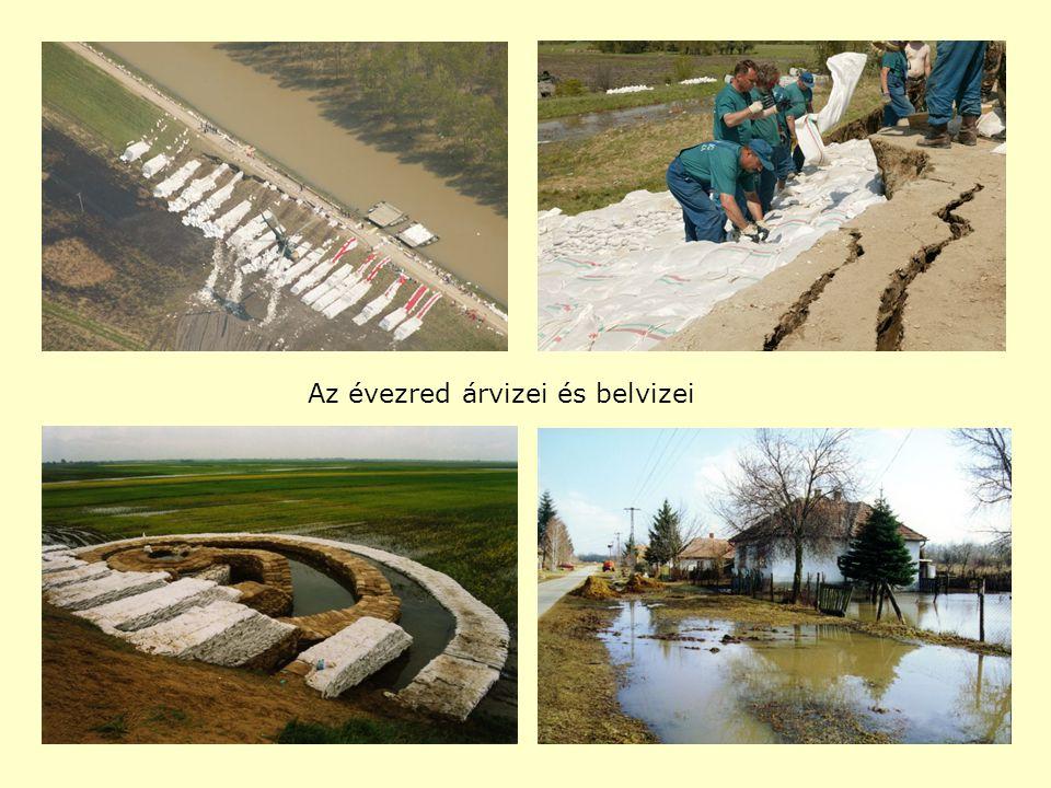 Az évezred árvizei és belvizei