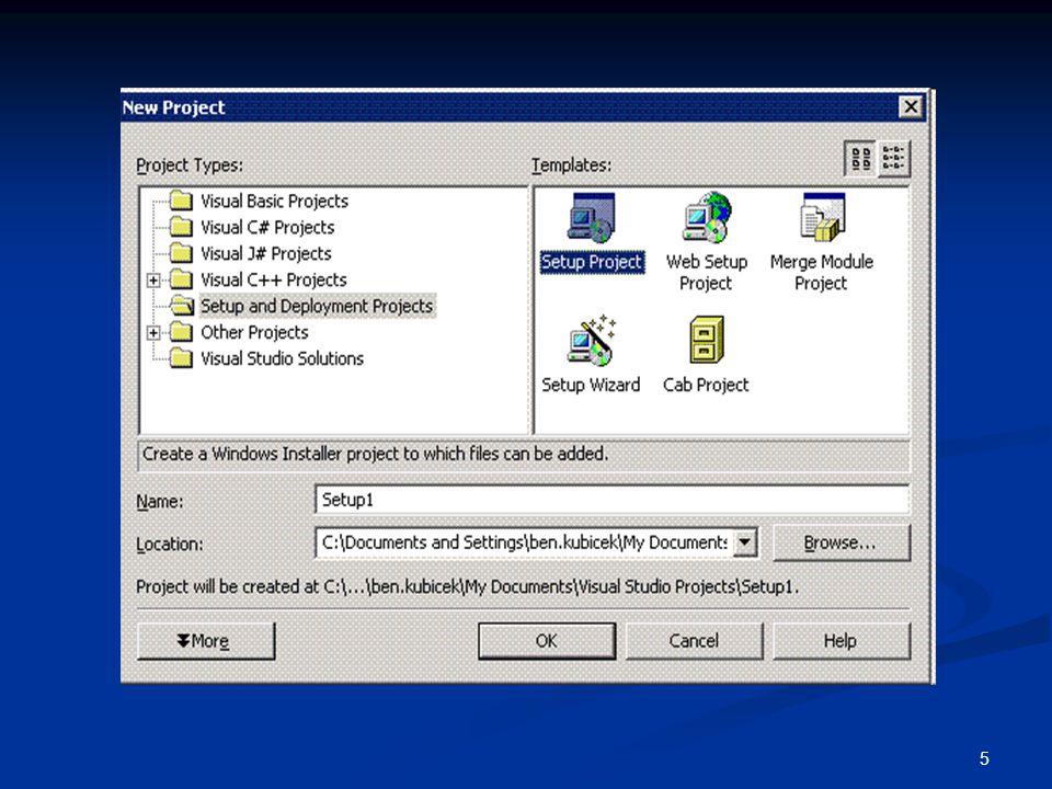 26 Sikerült elhelyezni a Shortcut.exe –t az Install Custom Action –ben Sikerült elhelyezni a Shortcut.exe –t az Install Custom Action –ben Állítsuk át a Shortcut.exe InstallerClass property-jét false- ra.