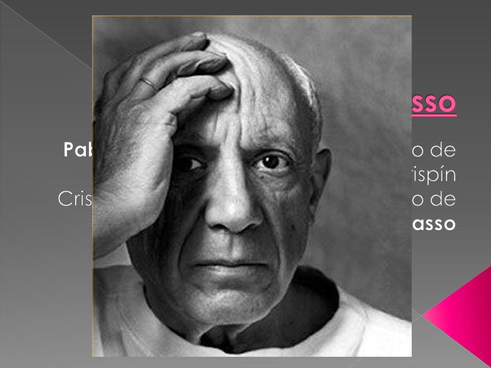  1881 október 25-én megszületett a spanyolországi Malagában.