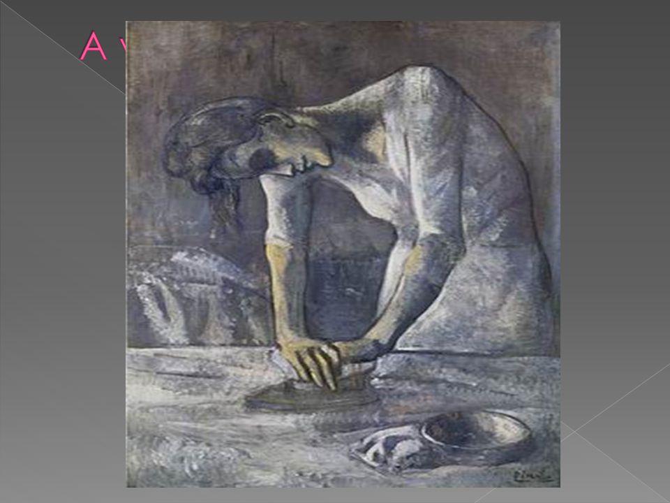  1) 1906 után a rózsaszín periódusból származó vásznaira a könnyedebb, lírai hangvétel jellemző, témáit ekkor gyakran merítette a cirkusz világából.