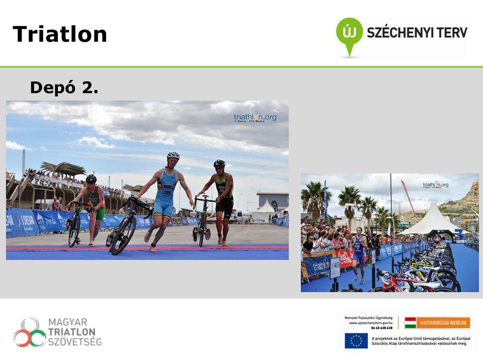 Depó 2. Triatlon
