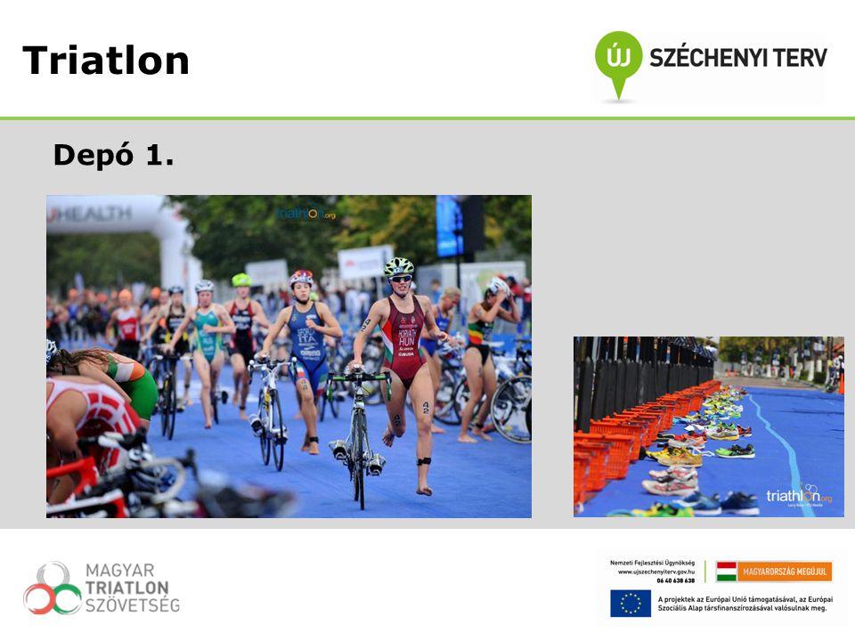 Depó 1. Triatlon