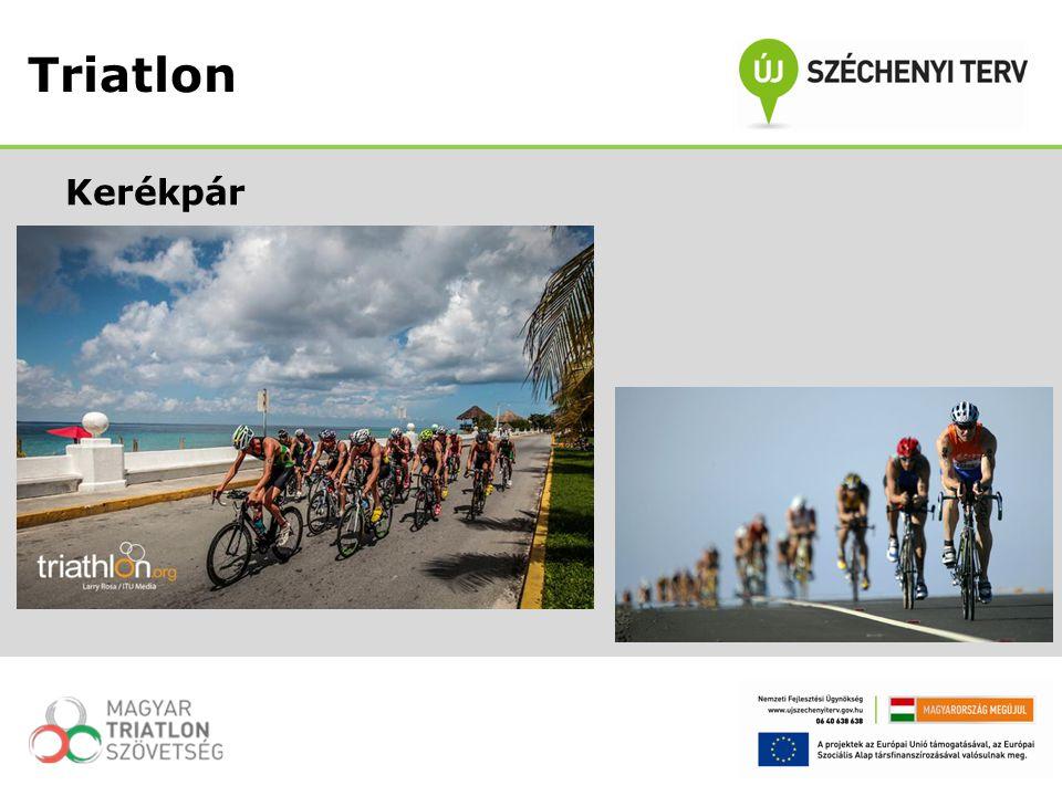 Kerékpár Triatlon