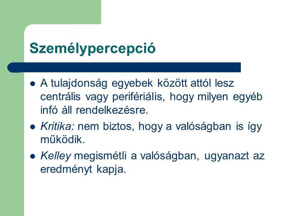 A munkapszichológia módszerei Kísérlet: laboratóriumi vagy természetes.