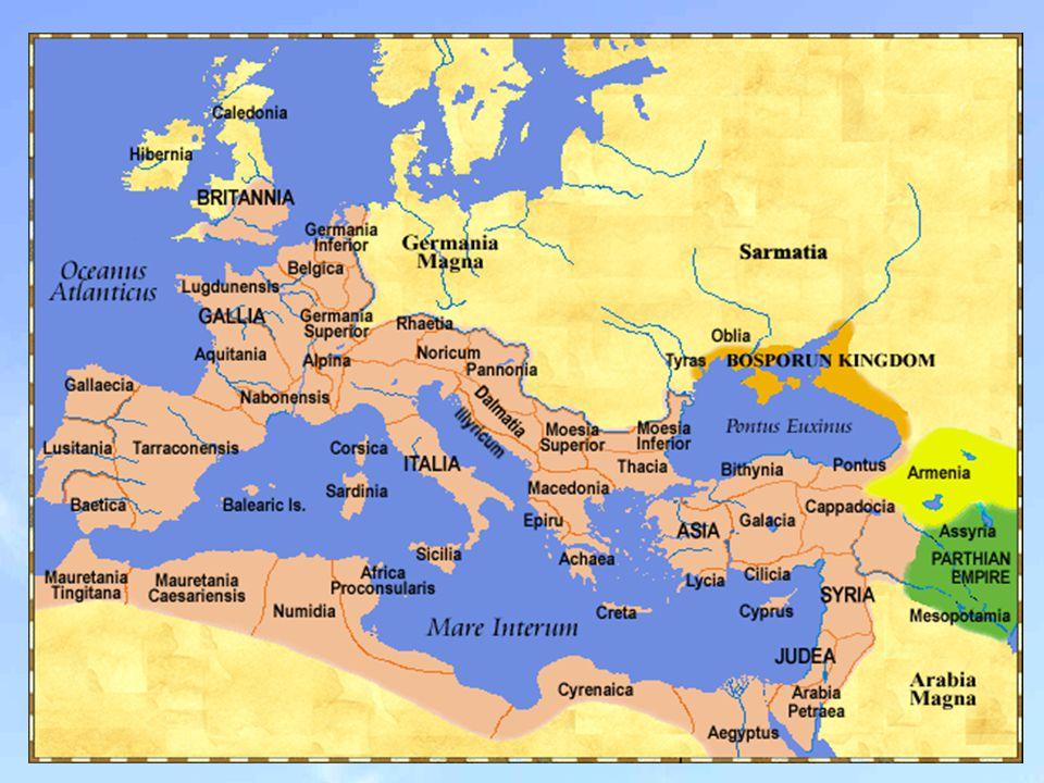 Bizánc  Konstantin, 324  Földözi-tenger – Fekete-tenger – Kelet – Orosz folyók – Közép Ázsia mezői  Kr.
