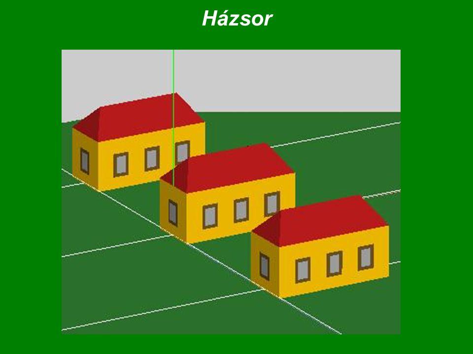 Házsor