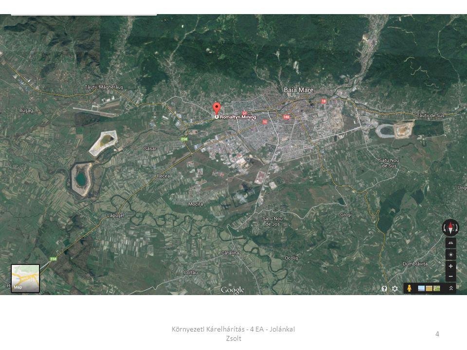 Kárelhárítási megoldások – folyt2 Szolnok: Szolnok és környező 6 település a Tisza felszíni vízkészletéből nyeri ivóvizét a még tiszta Tiszából kivett víz felhasználásával jó minőségű ivóvíztartalékot képeztek, a szennyeződés megérkezésekor (Február 8.) megszüntették a vízkivételt, A maximális koncentráció 2.92 mg/l volt és a levonulási idő 30 óra volt.