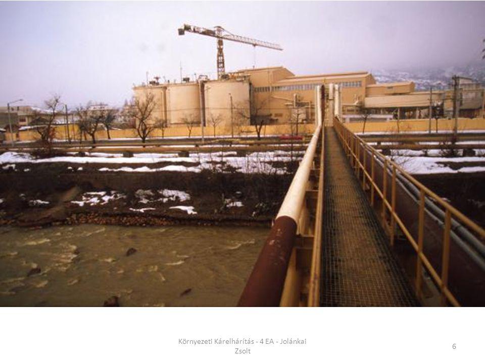 Kárelhárítási megoldások – folyt4 Eredményes volt a Keleti-főcsatorna mentesítése is Debrecen ivóvízbázisának védelme érdekében.