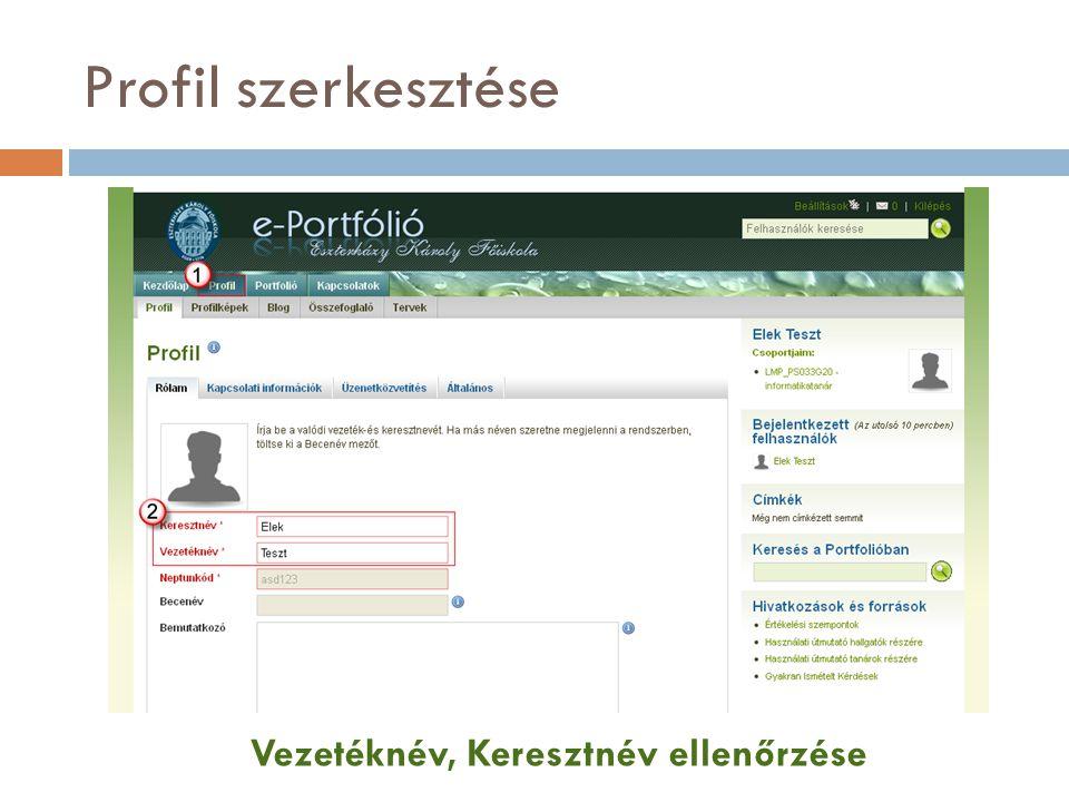 Kapcsolati információk E-mail cím ellenőrzése