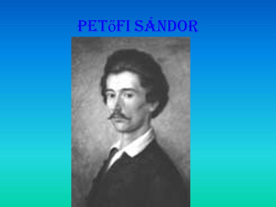Pet ő fi Sándor