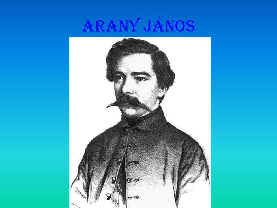 Élete Arany János 1817 március 2-án született, Nagyszalontán Iskoláit 1823 és 1833 között végezte Nagyszalontán (segédtanítói állás), majd ezt követően Debrecenben.