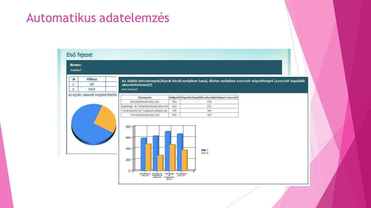 Automatikus adatelemzés