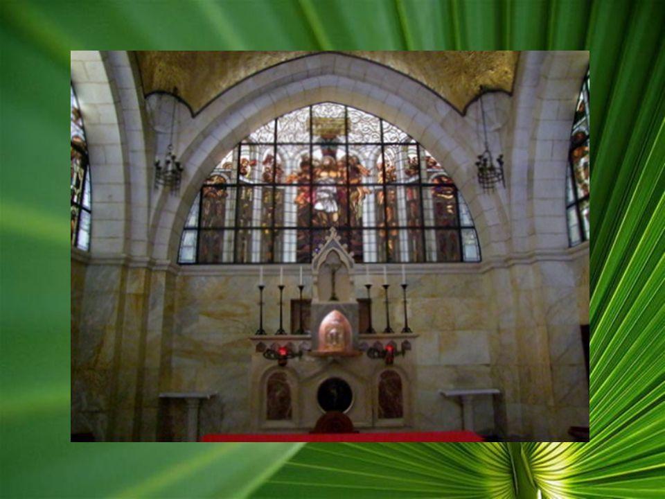 Néhány Stáció: Az Elítélés kápolnája