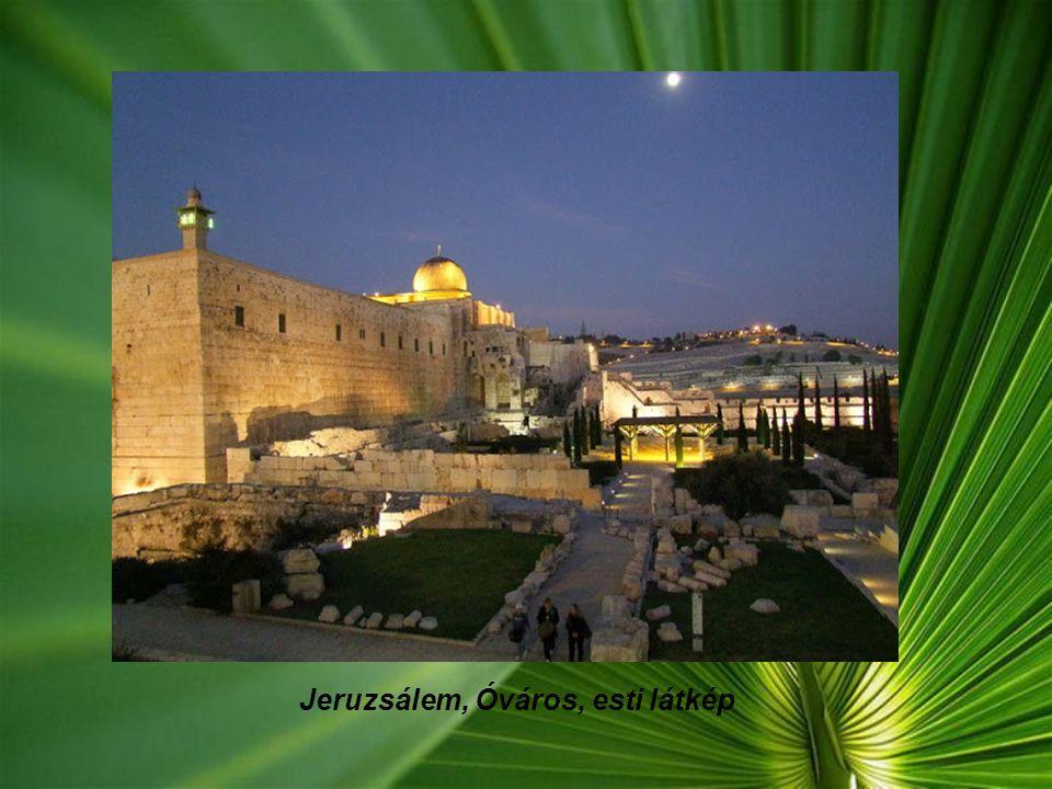 Jézus útján Jeruzsálem - Betlehem Látogatás a Szentföldre
