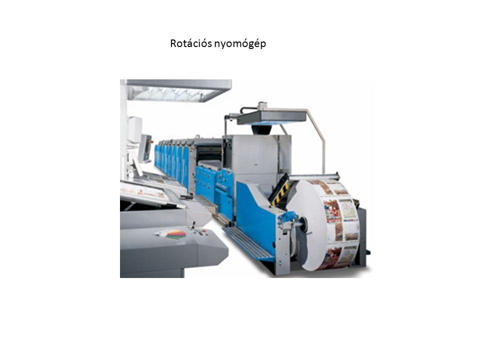 Rotációs nyomógép