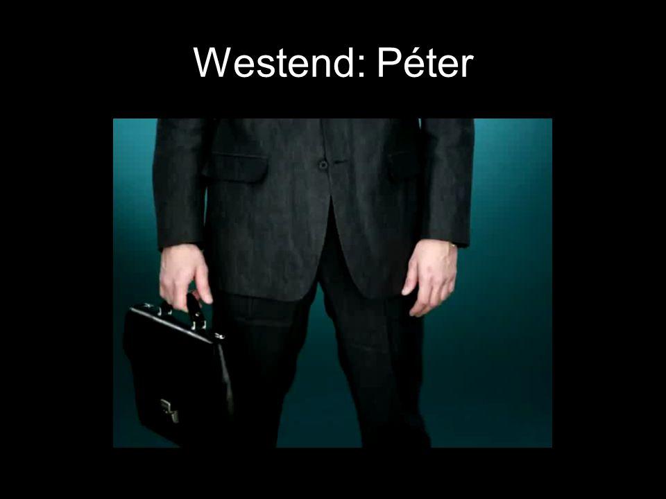 Westend: Péter