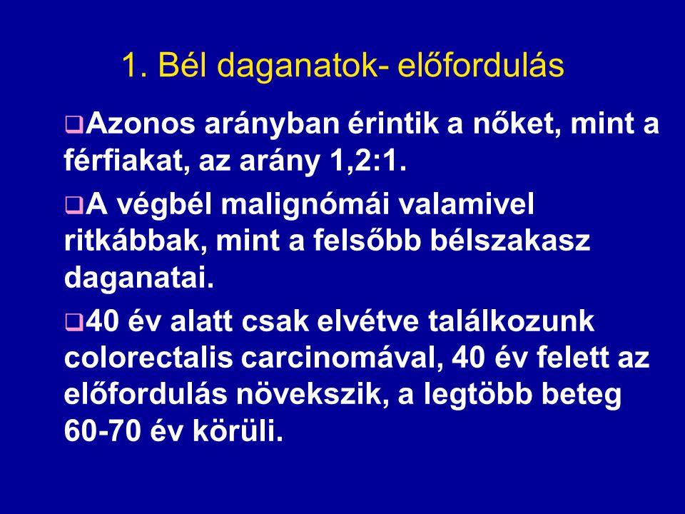 MOSAIC: 5 éves DFS 3 év (2003 április) 5 év (2006 június) FOLFOX4 (n=1123) LV5FU2 (n=1123) FOLFOX4 (n=1123) LV5FU2 (n=1123) Median követés, hónapok 37.937.873.573.4 Esetek (%)21.126.127.132.1 DFS (%)78.272.978.575.8 HR0.770.80 [95% CI] [0.65 – 0.91][0.68 – 0.93] p-value0.0020.003 De Gramont et al.
