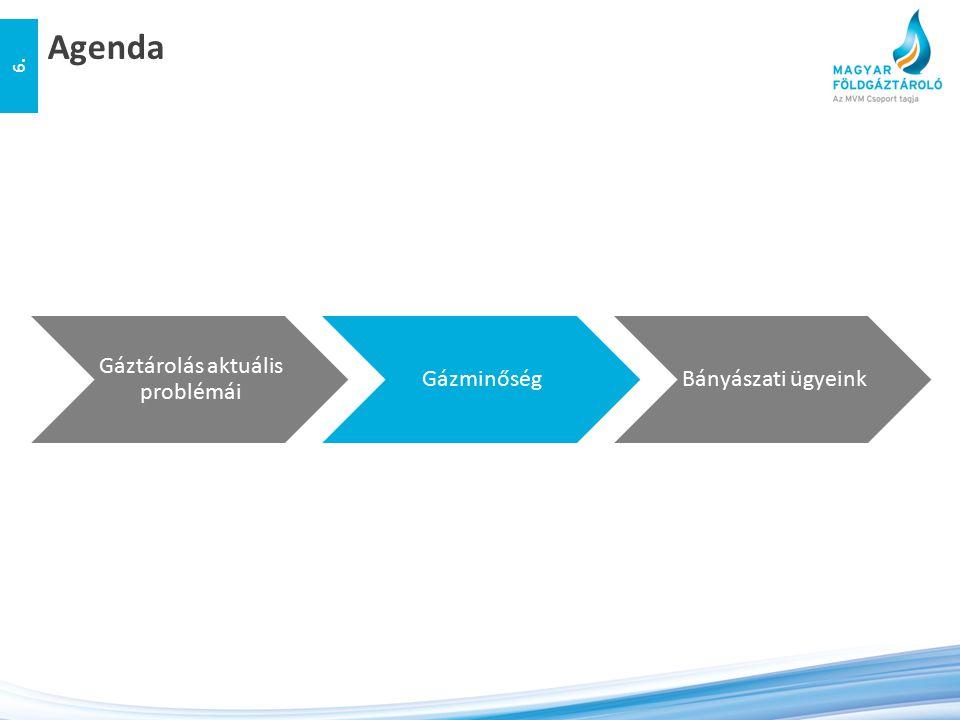 Gázminőség biztosítása létfontosságú 7.