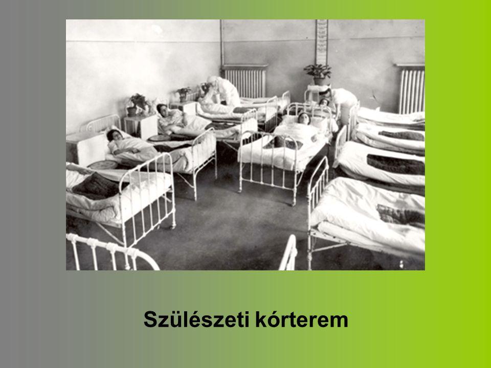 Szülészeti kórterem