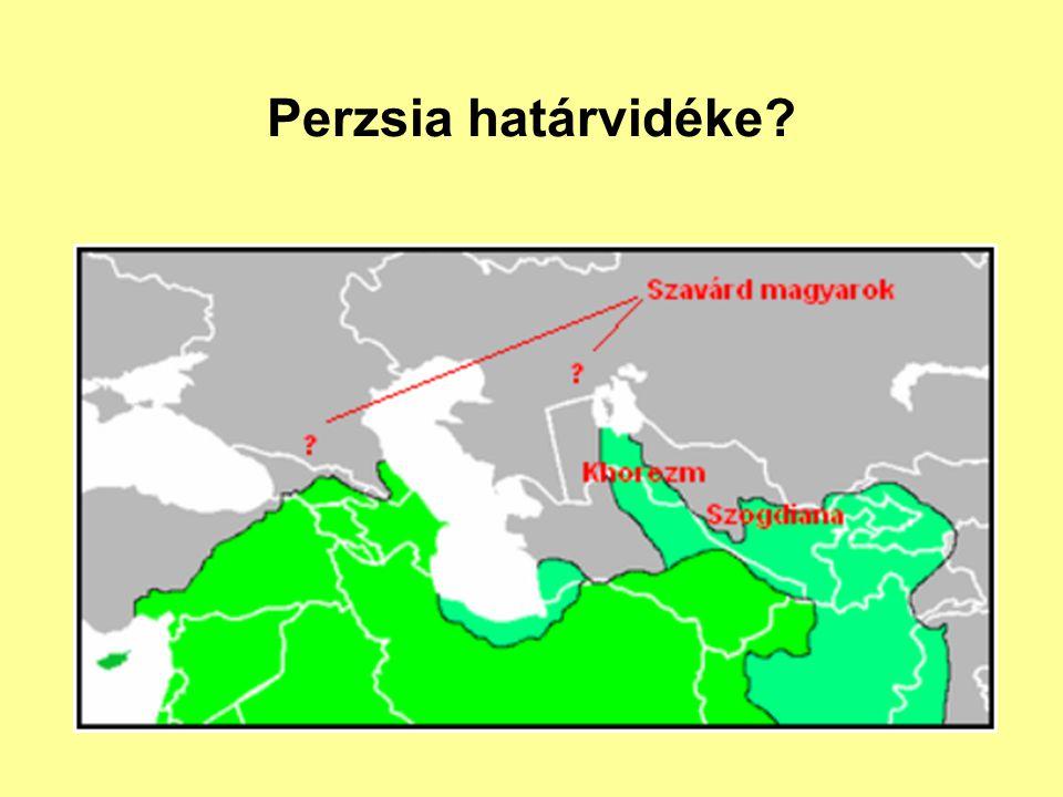 Perzsia határvidéke?