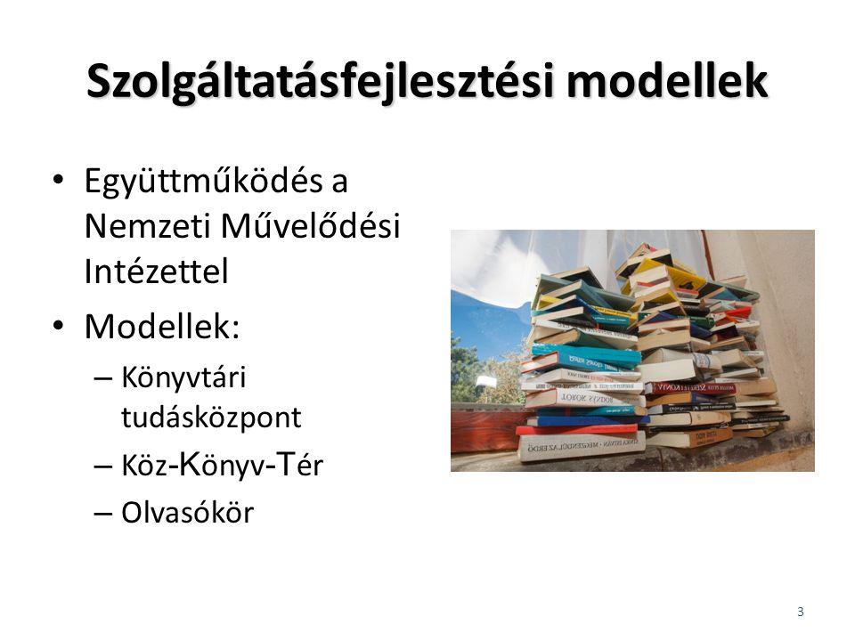 Könyvtári tudásközpont