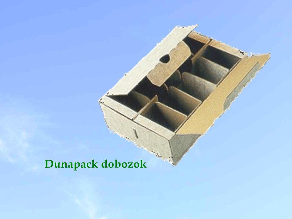 Dunapack dobozok