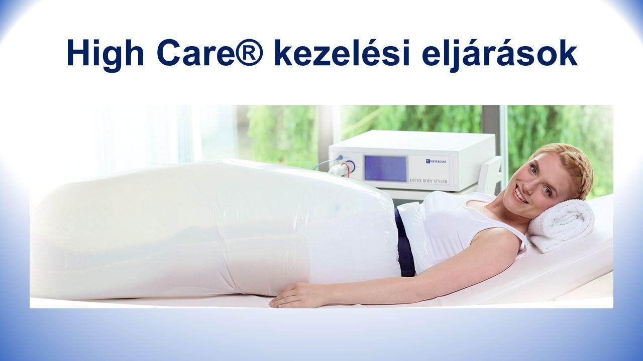 High Care® kezelési eljárások