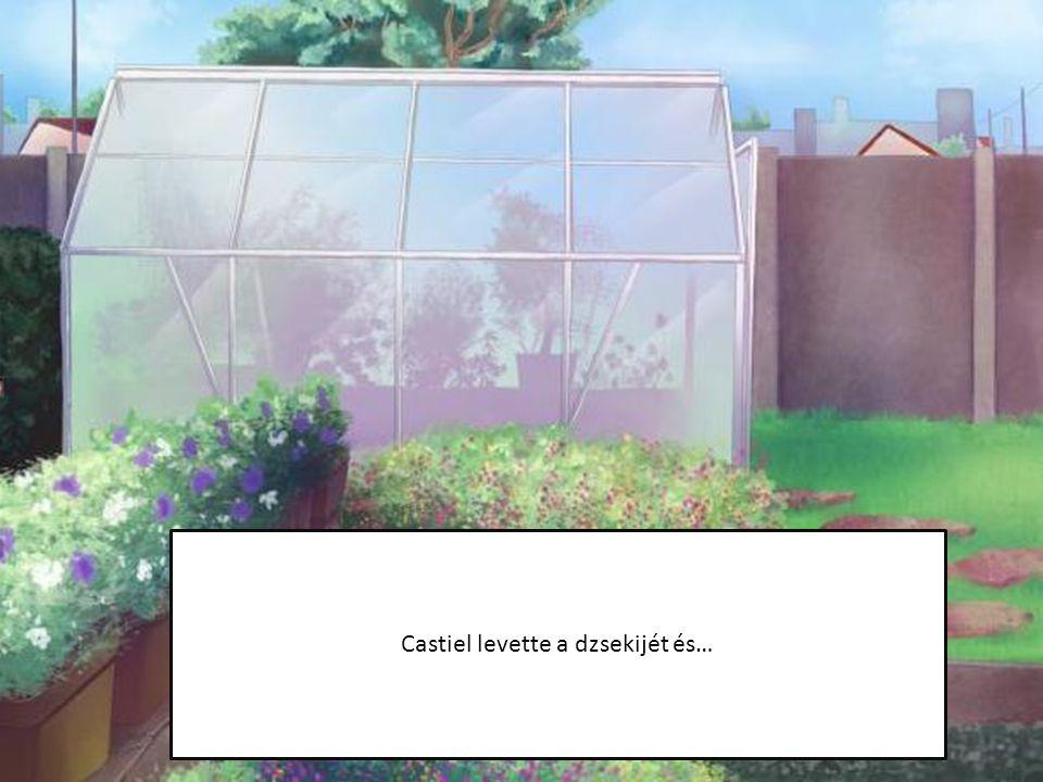 Castiel levette a dzsekijét és…