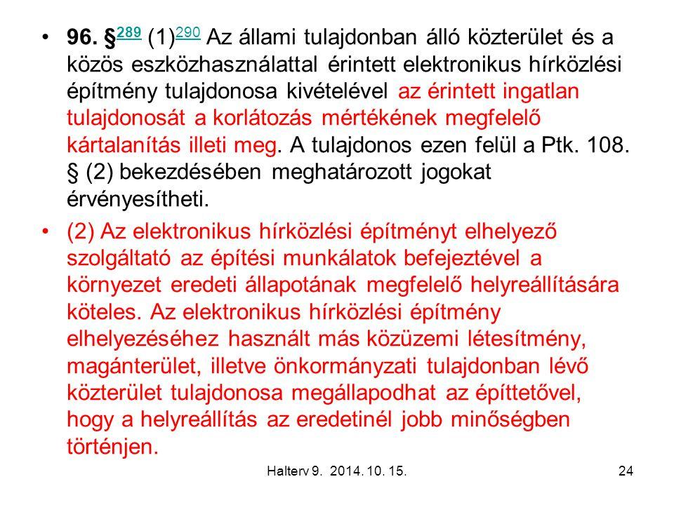 Halterv 9. 2014. 10. 15.24 96.