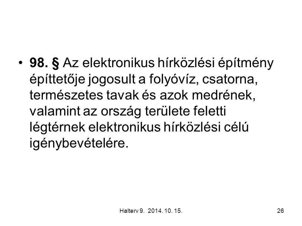 Halterv 9. 2014. 10. 15.26 98.