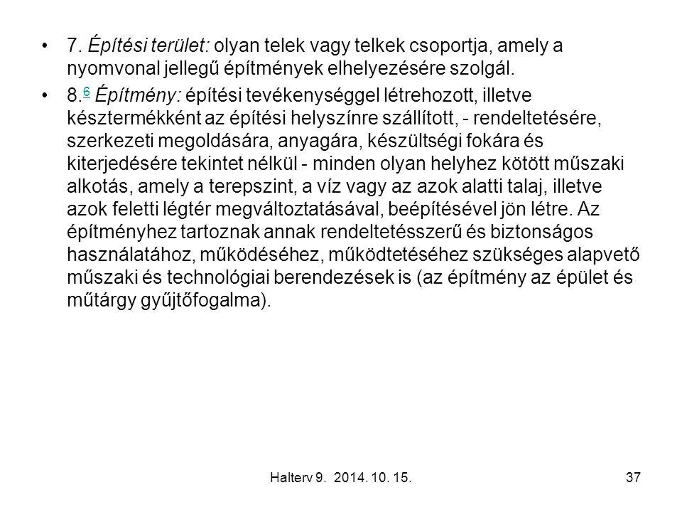 Halterv 9. 2014. 10. 15.37 7.