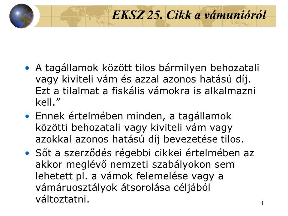 4 EKSZ 25.