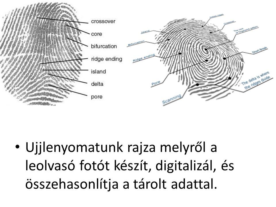 A biometrikus azonosítási módszerek egy mintaillesztő algoritmuson alapulnak.