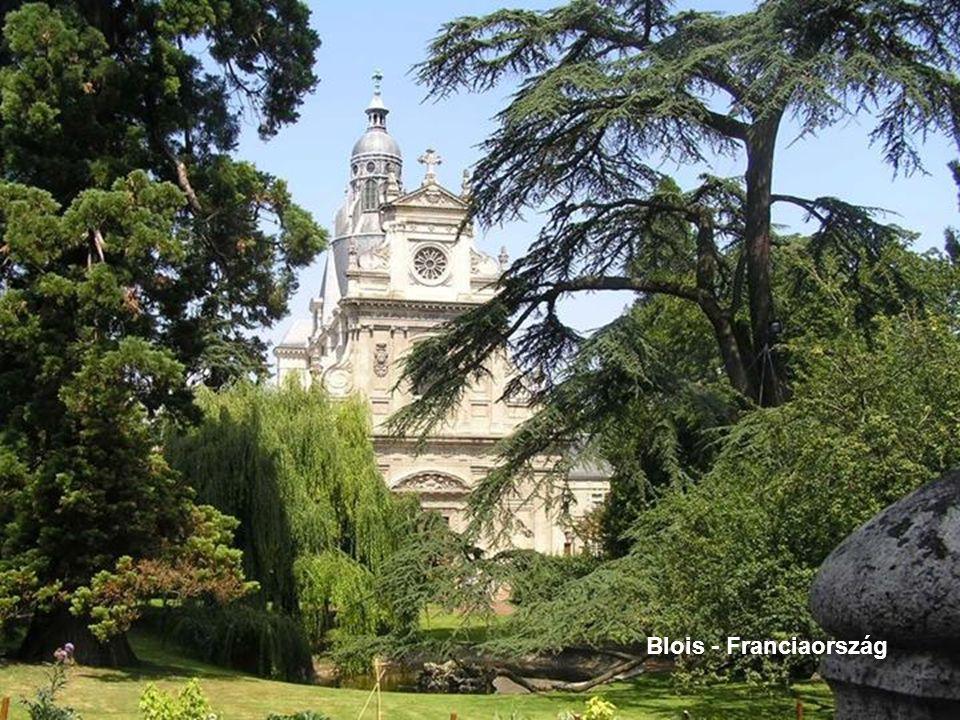 Blois - Franciaország