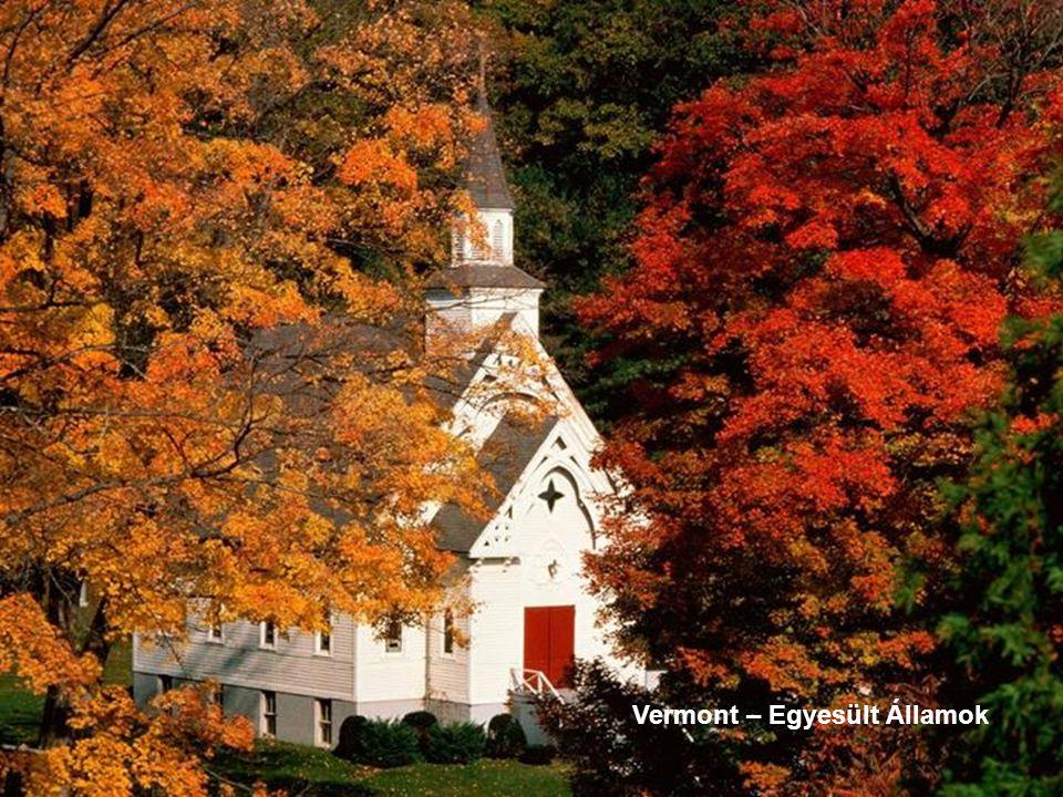 Vermont – Egyesült Államok