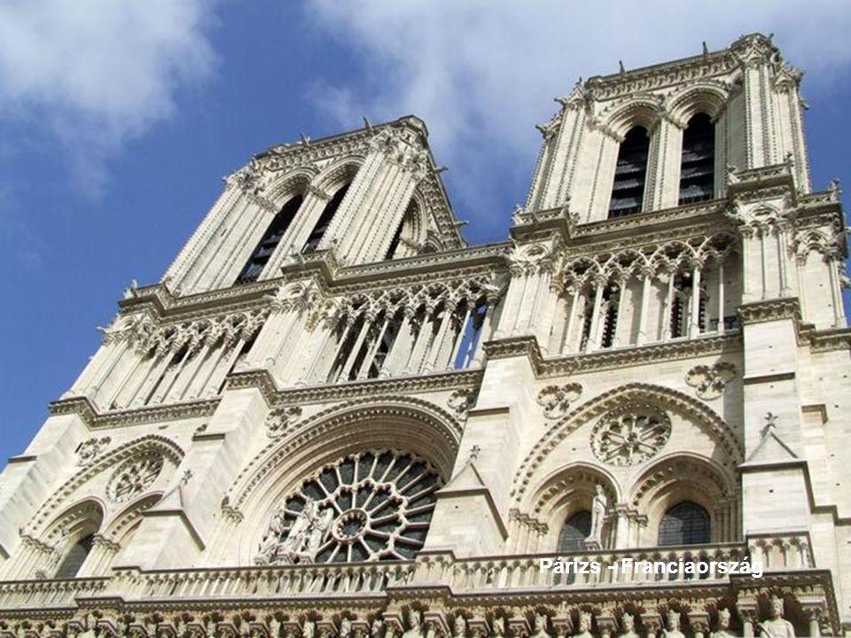 Párizs - Franciaország