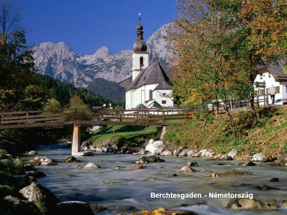 Berchtesgaden - Németország