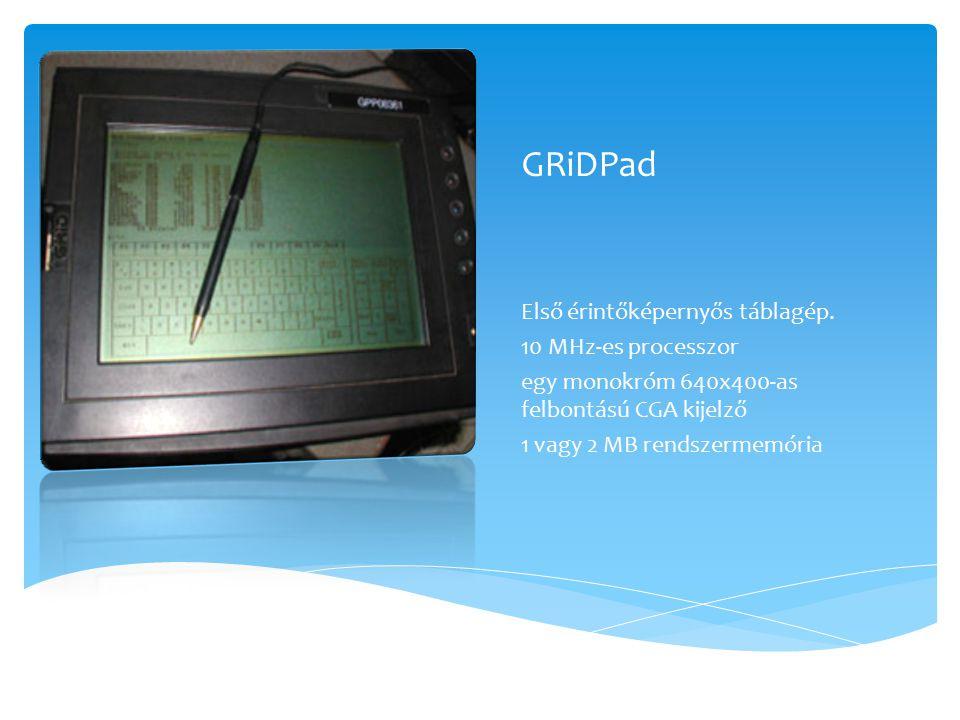 Microsoft Tablet pc A XXI.