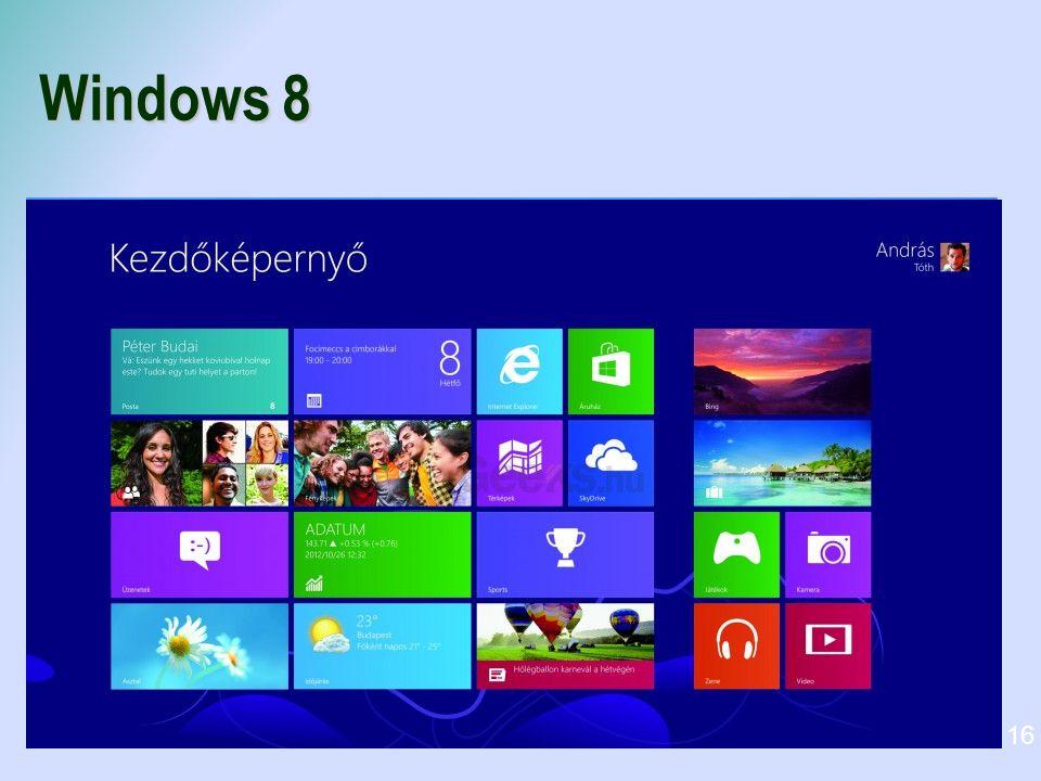Windows 8 16