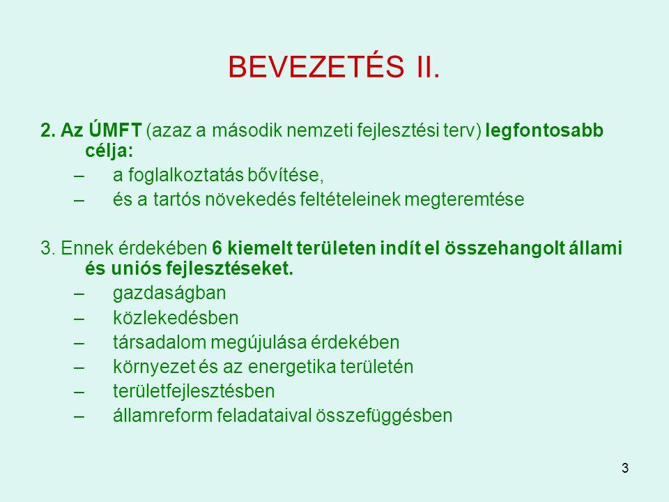 3 BEVEZETÉS II. 2.