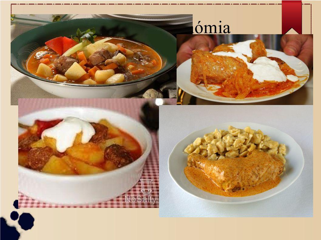 A magyar gasztronómia A magyar kultúra egyik kiemelkedő eleme, változatos, kreatív ételféleségekkel, egyedi és karakteres ízvilággal büszkélkedhet. Mi
