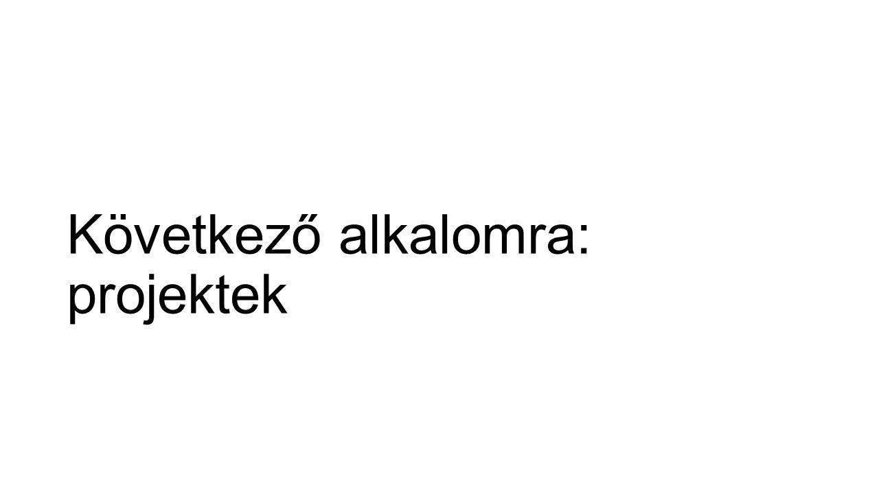 Ötletek projektekhez  Kettős lojalitás > Kis Olivia  Bibliakritika, történetiség, történelmi változás > Szitási Janka  Teremtés, ősrobbanás, evolúció > Kulifai Sára  Nők szerepe a zsidóságban  Egyneműek házassága, homoszexualitás elfogadása > Bernhardt Dániel  Esztétika és liturgia (változtatások a sziddurban, építészet, orgona...)  Zsidók és nem-zsidók (antiszemitizmus, kiválasztottság...) > Keszeg Jenő  A halákha szerepe, jelentősége, mibenléte > Nemeshegyi Dávid  A rabbi szerepe > Biró Tamás  A messiáshoz való viszony > Ónody Péter  Vegyes házasság > Kis Diána