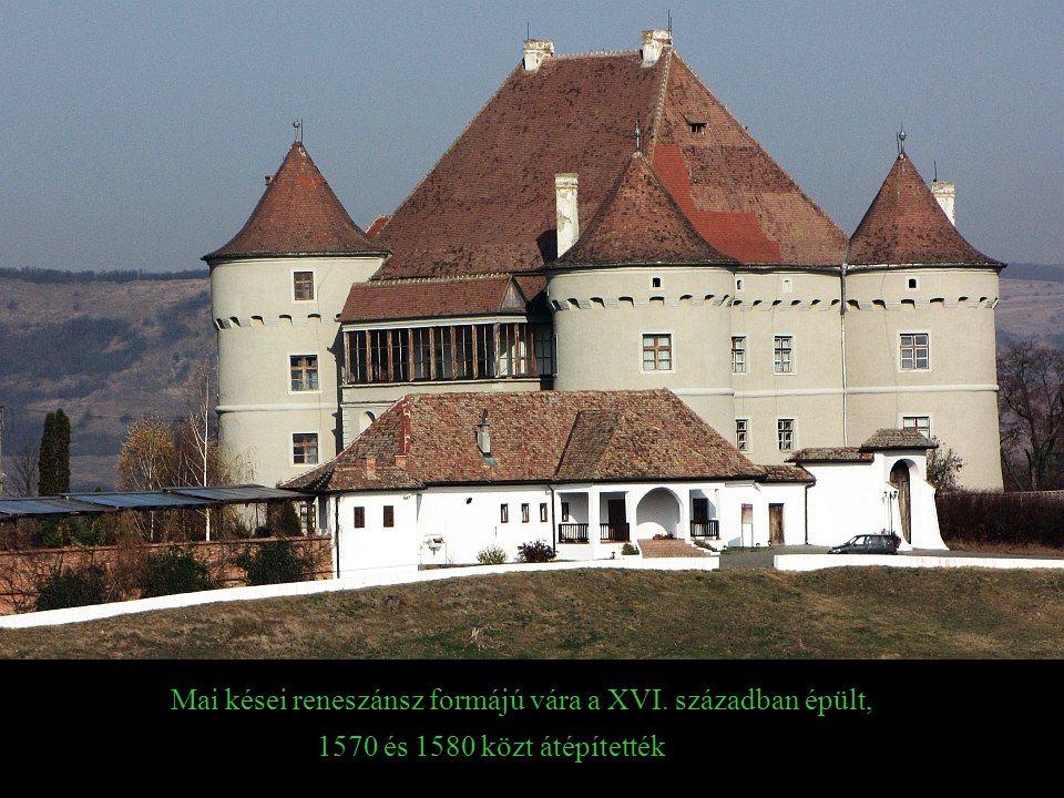 I. Apafi Mihály fejedelem sokat tartózkodott itt Küküllőváron