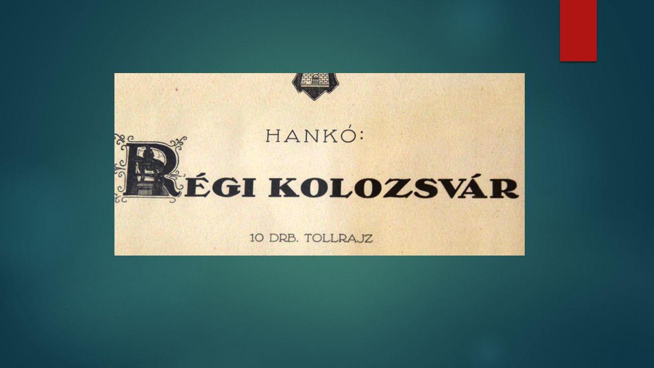 Az utca végében már nem áll a szinház, ahol Erkel Ferenc Bánk Bánt dirigált.