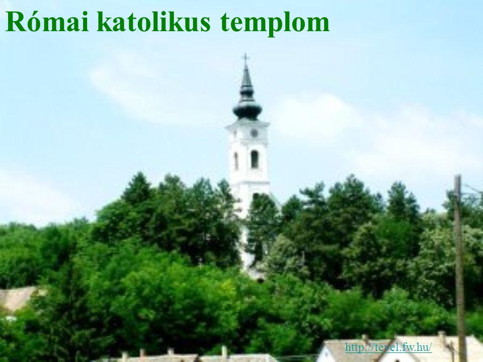 http://tevel.fw.hu/ Római katolikus templom